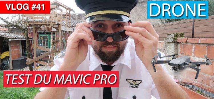 piloter un drone photographe