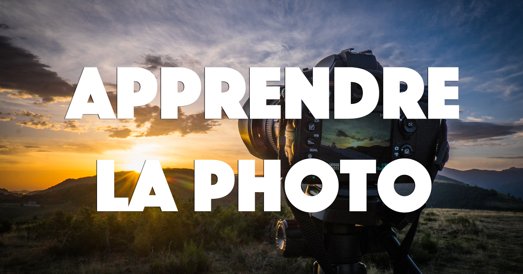 Fred Marie formation photo apprendre la photo